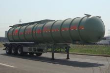 凌宇牌CLY9408GRYF型易燃液体罐式运输半挂车图片
