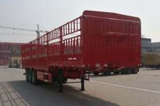 远东汽车12米34吨3仓栅式运输半挂车