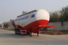 鲁驰牌LC9404GFL型低密度粉粒物料运输半挂车图片