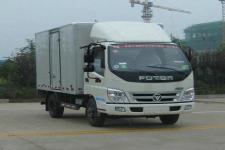 福田牌BJ5041XXY-AA型厢式运输车图片