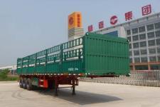 杨嘉牌LHL9401CCY型仓栅式运输半挂车