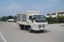 时代汽车国四单桥仓栅式运输车68-82马力5吨以下(BJ5032CCY-D1)