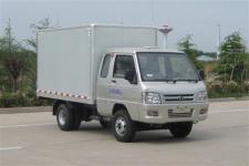 福田牌BJ5030XXY-X2型厢式运输车图片