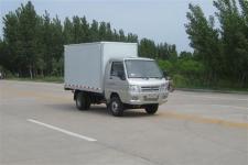 福田牌BJ5030XXY-X1型厢式运输车图片