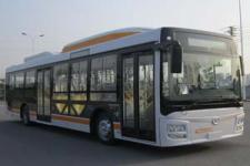 蜀都牌CDK6122CA1R型城市客车
