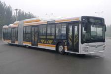 蜀都牌CDK6182CA1R型铰接城市客车