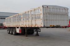 成事达10.5米34吨3轴仓栅式运输半挂车(SCD9404CCY)