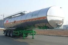 凌宇牌CLY9408GRYG型易燃液体罐式运输半挂车图片