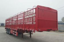 亚中车辆牌WPZ9400CCY型仓栅式运输半挂车