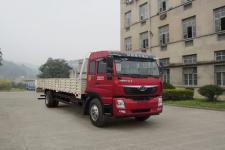 豪曼国四单桥货车160马力10吨(ZZ1168F10DB0)