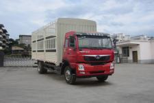 豪曼牌ZZ5168CCYF10DB0型仓栅式运输车图片