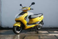华田牌HT125T-13C型两轮摩托车图片