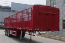 亚中车辆牌WPZ9401CCY型仓栅式运输半挂车