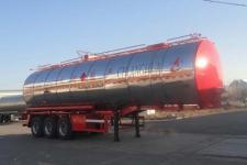 昌骅牌HCH9402GRYD型易燃液体罐式运输半挂车图片