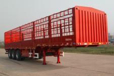 楚胜13米33.5吨3轴仓栅式运输半挂车(CSC9400CCYQEA)