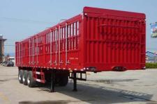 金君卫牌HJF9405CCY型仓栅式运输半挂车图片