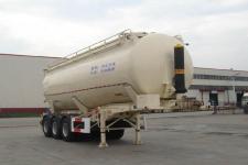 通华牌THT9405GFLD型中密度粉粒物料运输半挂车图片