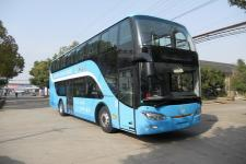 亚星牌JS6111SHCP型双层城市客车图片