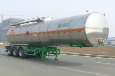 凌宇牌CLY9408GRY型易燃液体罐式运输半挂车图片
