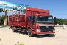 福田欧马可国四单桥仓栅式运输车170马力5-10吨(BJ5139CCY-F1)