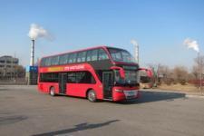 11.3米黄海DD6119B12DN双层城市客车图片