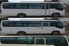 东风牌EQ6668PN5型客车图片2
