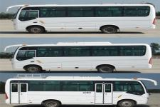 东风牌EQ6668PN5型客车图片3