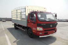 福田欧马可国四单桥仓栅式运输车156马力5吨以下(BJ5099CCY-F1)