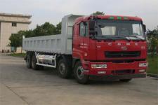华菱之星牌HN3310NGX38D5M5型自卸汽车图片