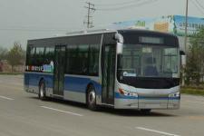 中通牌LCK6126PHENV型混合动力城市客车图片