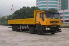 红岩牌CQ3316HTG466TBF型自卸汽车图片