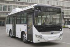 宇通牌ZK6775HNG2型城市客车图片