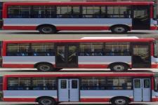 东风牌EQ6720PN5G型城市客车图片2