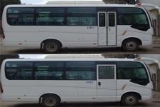东风牌EQ6668PN5G型城市客车图片2