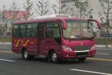 东风牌EQ6660LTN4型客车图片