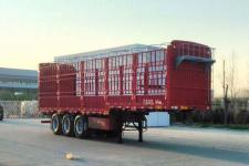 麟州牌YDZ9402CCY型仓栅式运输半挂车图片