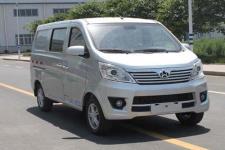 长安牌SC5027XXYA5型厢式运输车图片