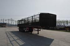 盛润牌SKW9401CCYA型仓栅式运输半挂车图片