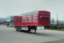 麟州牌YDZ9404CCY型仓栅式运输半挂车图片