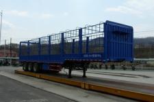 黄海牌DD9402CCY型仓栅式运输半挂车