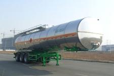 凌宇牌CLY9408GRYM型易燃液体罐式运输半挂车图片