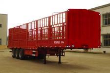沃德利牌WDL9400CCYE型仓栅式运输半挂车