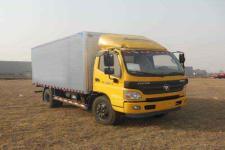 福田牌BJ5089XXY-A2型厢式运输车图片