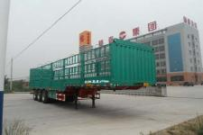 杨嘉牌LHL9403CCYA型仓栅式运输半挂车