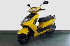 嘉吉牌JL125T-13C型两轮摩托车图片