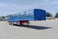 三威牌WQY9404CCY型仓栅式运输半挂车