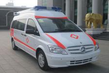 新凯牌HXK5032XJHVT3型救护车