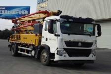 徐工牌XZJ5160THBZ型混凝土泵车图片