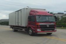 福田牌BJ5139XXY-A2型厢式运输车图片