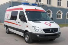 新凯牌HXK5041XJHBC型救护车